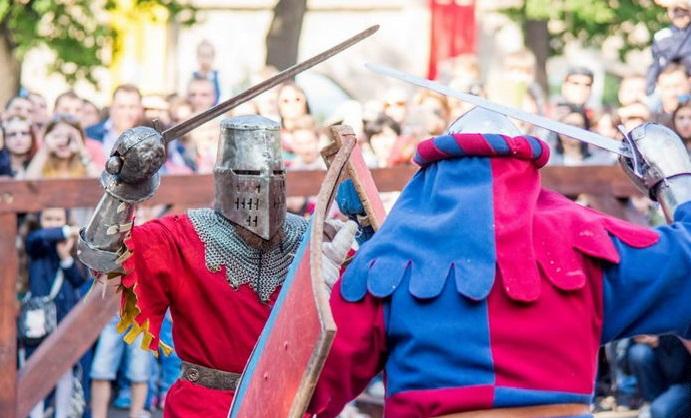 Фестиваль средневековой культуры «Пороховая башня»