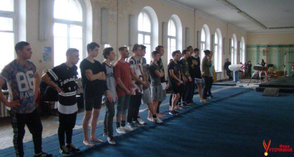Всеукраинские соревнования по паркуру прошли в Одессе
