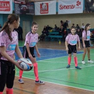 В Одессе стартует Детская регбийная Лига