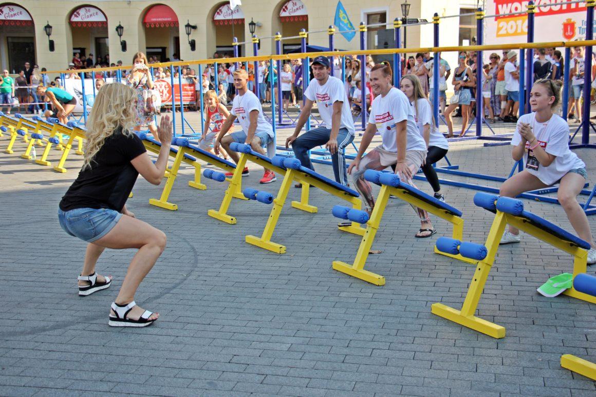 «ODESSA Stan Workout Fest 2016»