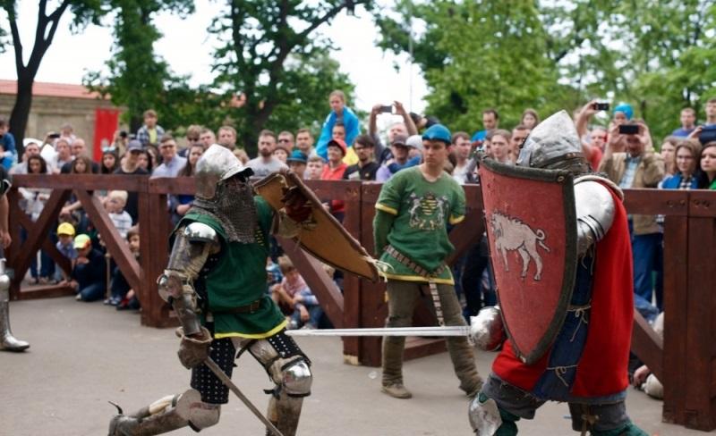 В Одессе пройдет фестиваль средневековой культуры