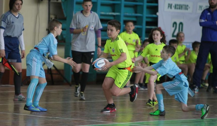 «Эммануил Ксантос» завоевал титул чемпиона Одессы по регби-5