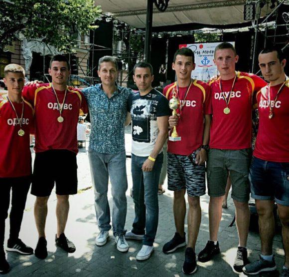 В Одессе прошли «молодежные» выходные