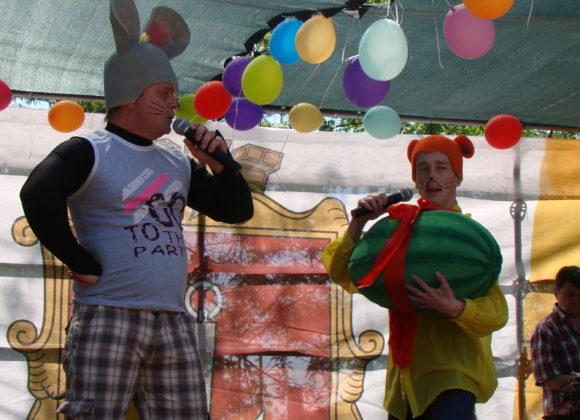 Малиновский район ярко отметил День защиты детей
