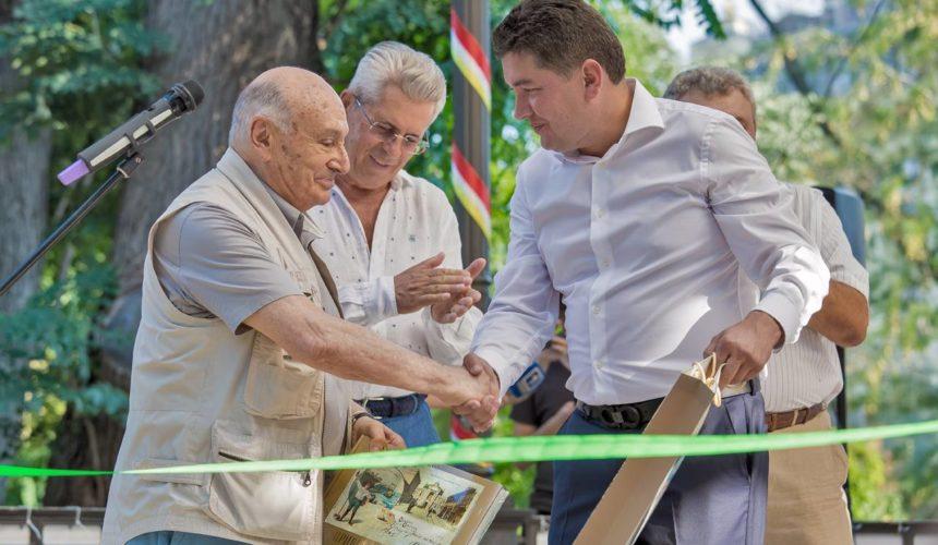 Открылась 22-я международная книжная ярмарака «Зелёная волна»