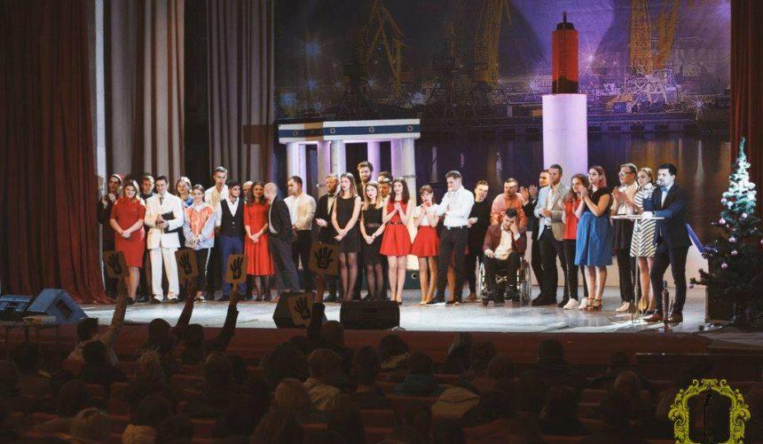 «Козырные дамы» выиграли студенческий «Кубок мэра» Одессы по КВН